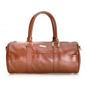 M002 Duffel bag - Brown (1)
